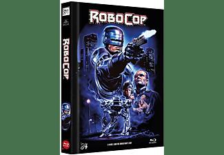 ROBOCOP (DIR.CUT/1987/MEDIABOOK D/+DVD) - (Blu-ray + DVD)