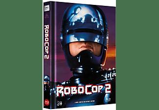ROBOCOP 2 (MEDIABOOK B/+DVD/LTD. COLL EDIT.) - (Blu-ray + DVD)