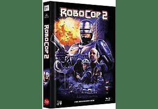 ROBOCOP 2 (MEDIABOOK C/+DVD/LTD. COLL EDIT.) - (Blu-ray + DVD)