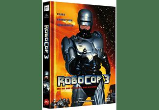 ROBOCOP 3 (MEDIABOOK A/+DVD/LTD COLL.EDIT) - (Blu-ray + DVD)