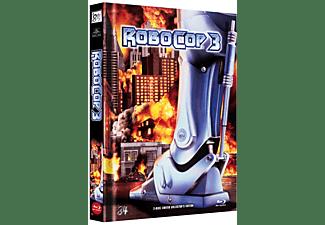 ROBOCOP 3 (MEDIABOOK B/+DVD/LTD COLL.EDIT) - (Blu-ray + DVD)