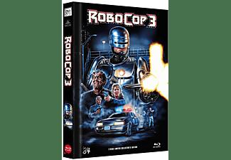 ROBOCOP 3 (MEDIABOOK C/+DVD/LTD COLL.EDIT) - (Blu-ray + DVD)