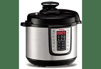 Olla de cocción lenta - Tefal CY505E All-in-one Multicooker, 25 programas, 6 L, Temporizador