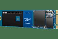 WD Blue™ SN500 NVMe™, 250 GB SSD, intern