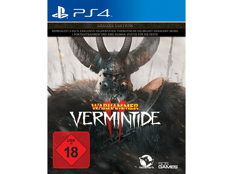 Warhammer Vermintide II Deluxe [PlayStation 4]