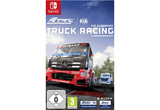 FIA Truck Racing Championship - [Nintendo Switch]