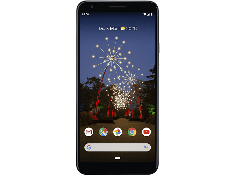 Google Pixel 3a Xl Smartphone 64 Gb Clearly White