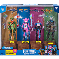 Fortnite Squadmode 4er Set