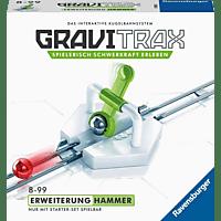RAVENSBURGER GraviTrax Erw. Hammerschlag Bausatz, Mehrfarbig
