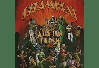 Steamheat - Austin Funk  - (CD)
