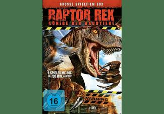 RAPTOR REX-KÖNIGE DER RAUBTIERE DVD