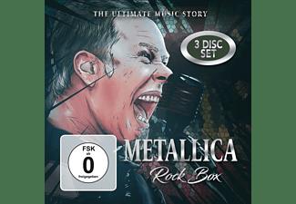 Metallica - Rock Box/The Music Story  - (CD)