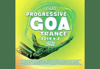 VARIOUS - Progressive Goa Trance 2019 Vol.2  - (CD)