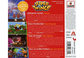 Super Wings - 006/Lieblingsstar hautnah  - (CD)