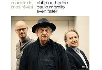 Philip Catherine, Sven Faller, Paulo Morello - Manoir De Mes Reves  - (CD)