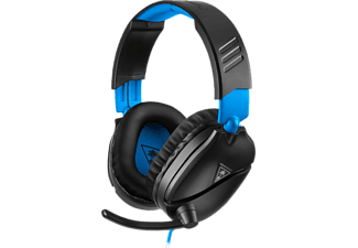 TURTLE BEACH Recon 70P - Gaming Headset (Schwarz/Blau)
