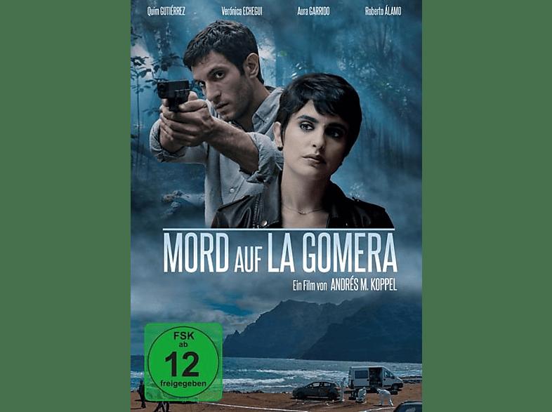 Mord auf La Gomera [DVD]