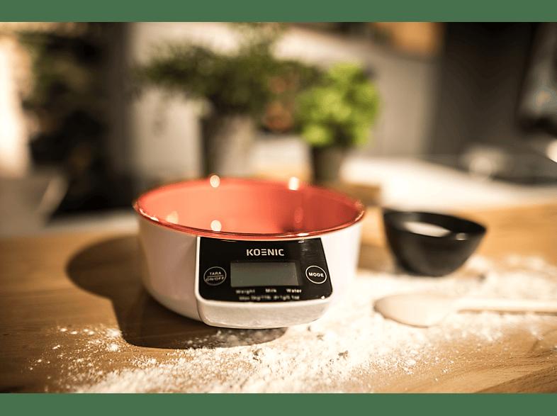 KOENIC Küchenwaage