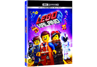 A Lego-kaland 2. (4K Ultra HD Blu-ray)