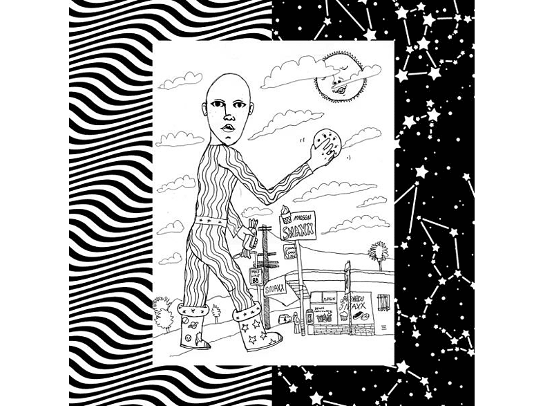 Mndsgn - Snaxx [Vinyl]