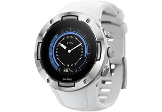 SUUNTO 5 - Montre intelligente (Blanc)