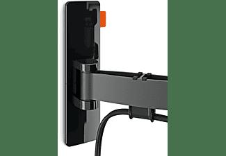VOGEL´S Vogel's WALL 3125 TV-Wandhalterung für 48-102 cm (19-40 Zoll) Fernseher, drehbar und neigbar, Wandhalterung, max. 40 Zoll, Schwenkbar, Neigbar, Schwarz
