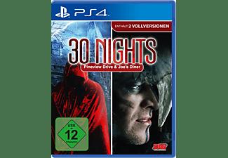 Bundle 30 Nights - Joe's Diner & Pineview Drive - [PlayStation 4]
