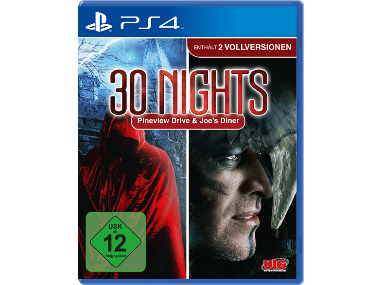 Bundle 30 Nights - Joe's Diner & Pineview Drive [PlayStation 4]