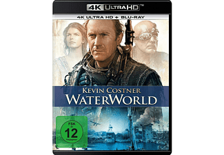 Waterworld 4K Ultra HD Blu-ray + Blu-ray