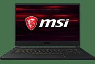 MSI GS65 9SF, Gaming Notebook mit 15.6 Zoll Display, Core™ i7 Prozessor, 16 GB RAM, 1 TB SSD, GeForce® RTX™ 2070, Schwarz