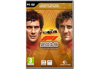 F1 2019 Legends Edition NL/FR PC