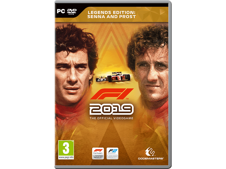F1 2019 Legends Edition NL/FR PC