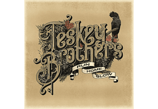 The Teskey Brothers - RUN HOME SLOW (180G VINYL) - (Vinyl)