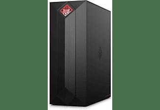 HP OMEN 875-0101ng, Gaming PC mit Core™ i5 Prozessor, 16 GB RAM, 256 GB SSD, 1 TB HDD, GeForce® RTX™ 2060, 6 GB