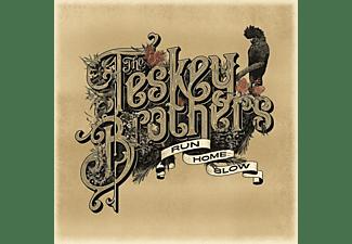 The Teskey Brothers - RUN HOME SLOW  - (CD)