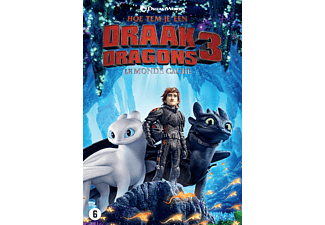 - Dragons 3: Le Monde Caché DVD