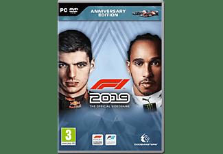 F1 2019 Anniversary Edition NL/FR PC