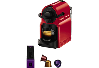 KRUPS Nespresso Inissia Rouge (XN1005)