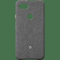 GOOGLE Case Backcover Google Pixel 3a XL Kunststoff/Stoff Nebel