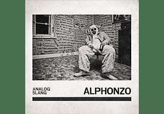 Alphonzo - ANALOG SLANG  - (CD)