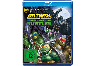 Batman/Teenage Mutant Ninja Turtles - (Blu-ray)