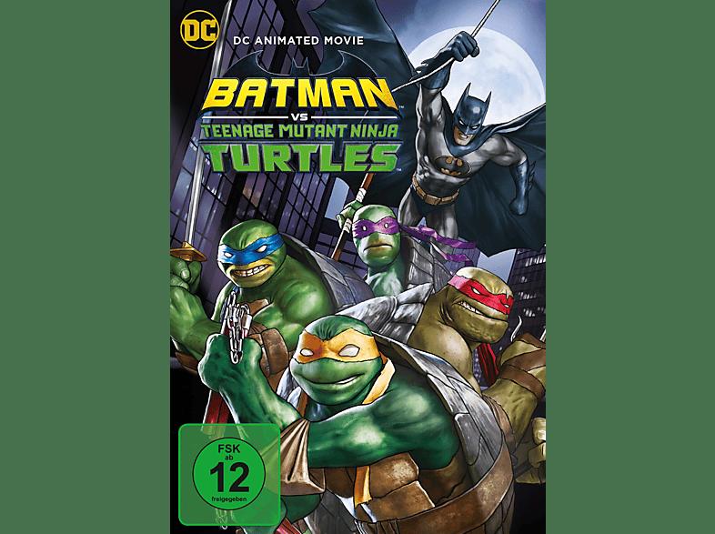 Batman/Teenage Mutant Ninja Turtles [DVD]