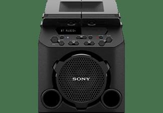 SONY GTK-PG10 Bluetooth Lautsprecher, Schwarz