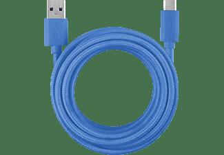 ISY IFC-1800-BL-C, Datenkabel/Ladekabel, 1,8 m, Blau