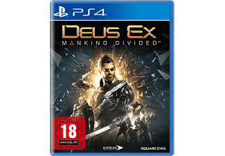 PS4 - Deus Ex: Mankind Divided /D