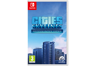 Switch - Cities: Skylines - Nintendo Switch Edition /F
