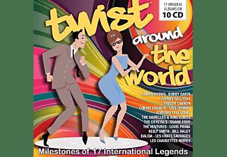 VARIOUS - Twist Around The World  - (CD)