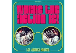 VARIOUS - Where The Action Is!Los Angeles Nuggets Highlights  - (Vinyl)