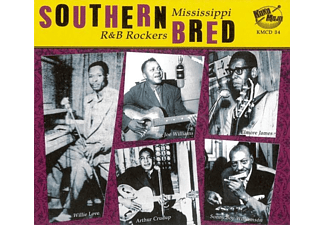VARIOUS - Southern Bred-Mississippi R&B Rockers Vol.1  - (CD)