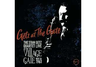 Stan Getz - Getz At The Gate (Live At The Village Gate 1961)  - (CD)
